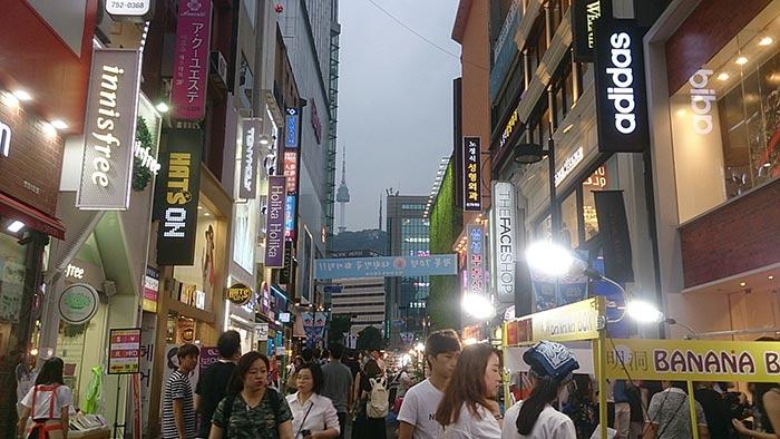 ead07cea4269 Шопинг в Сеуле и в Южной Корее - Путешествие